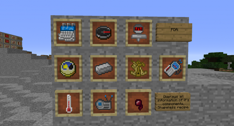 All the information you could want and more about your Minecraft world, at your fingertips.