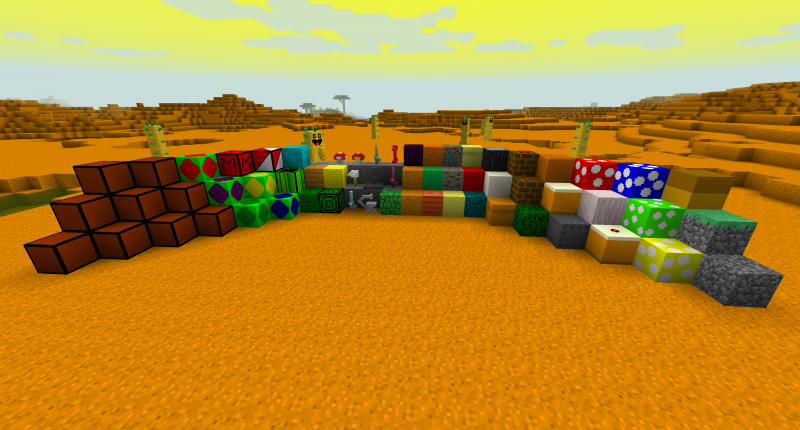 Blocks (from version 0.3, will be updated)