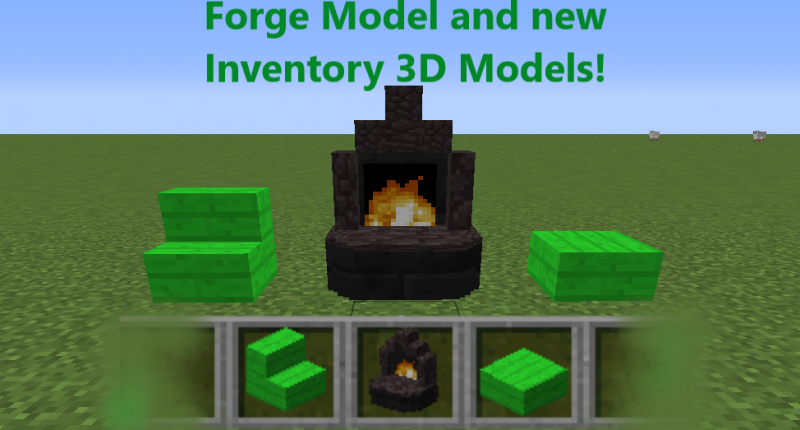 New Forge Model