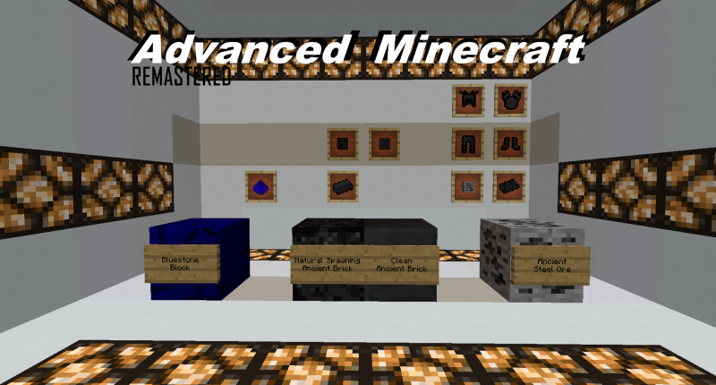 Advanced Minecraft Remastered