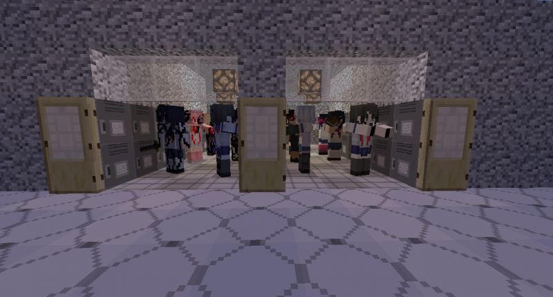 Yandere mobs