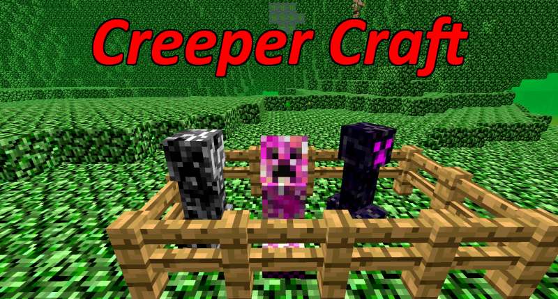 Creeper Craft