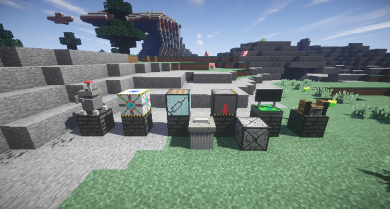 All useful blocks