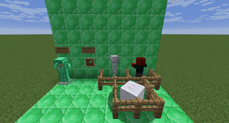 A Few Items and Mobs from The More Dangers Mod