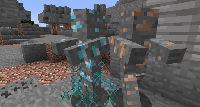 More Ores adds not just ores but machines, mobs, multi block structures and biomes