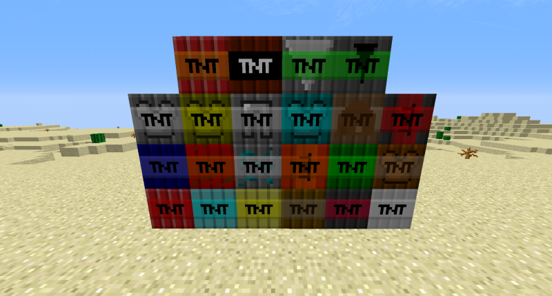 All 22 different Tnt's