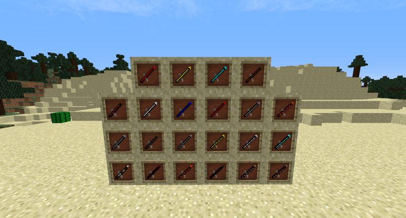 All 22 different Tnt Launchers