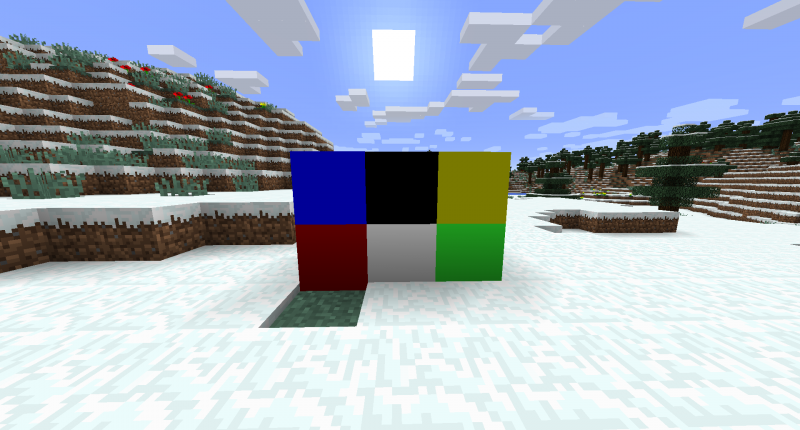 These are the current 6 colors that this mod has to offer. More will be coming very soon.