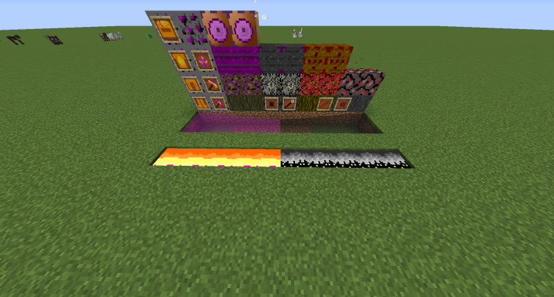 All Blocks And Items  so far