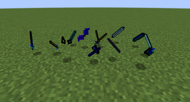 A Better View Of The Weapons