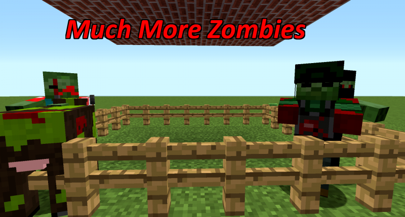 this is Much More Zombies