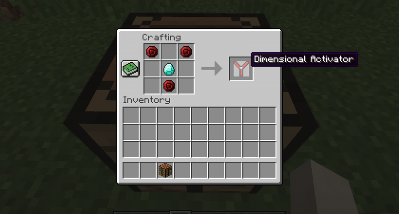 How to craft the Granite Portal's lighter.