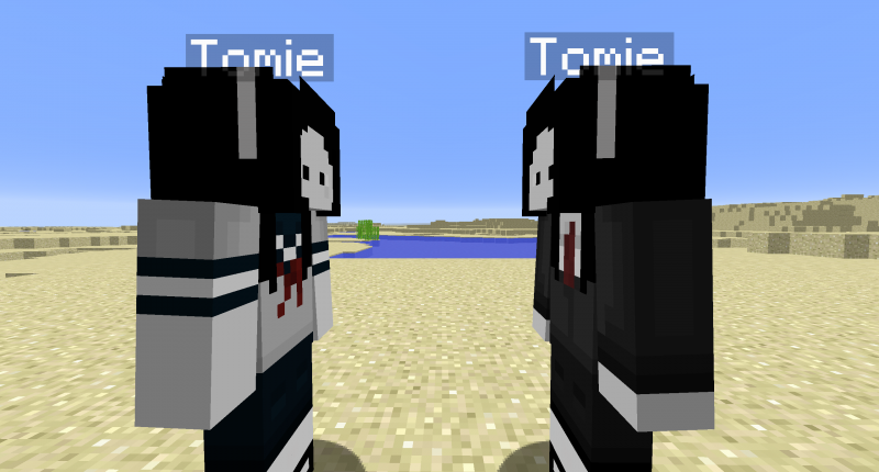 Who is the real Tomie?