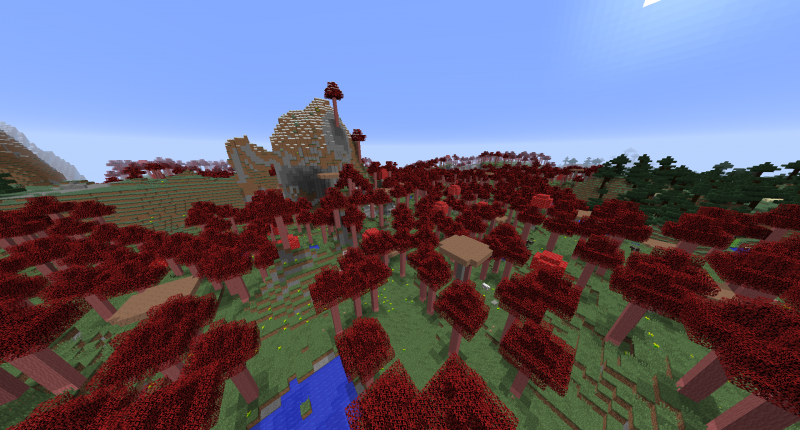 v1.0.1 Screenshot of the Redwood Forest (Updated)