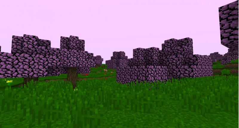Spring Biome
