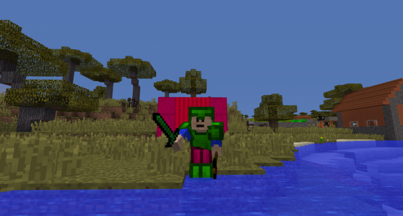 Ruby And Emerald Items
