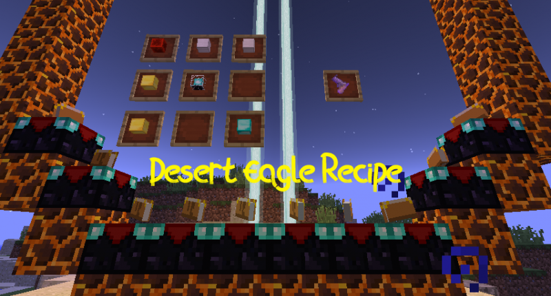 Desert Eagle Recipe
