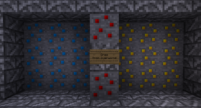 Some ores of v1.0.1
