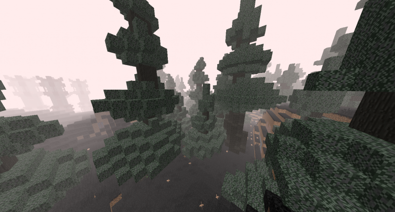 Darklands Biome Update!