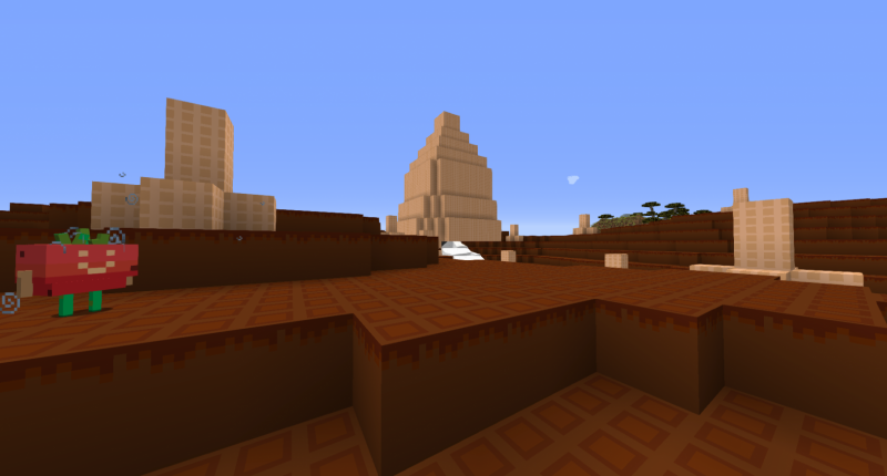Milky Biome and Strawbeing added in PR 2.0.0.