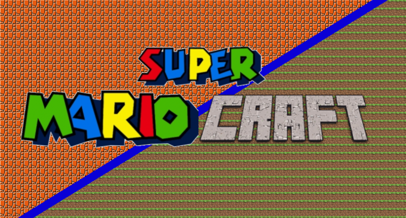 Super Mario Craft