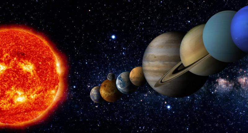 The Real Solar System Come To Minecraft