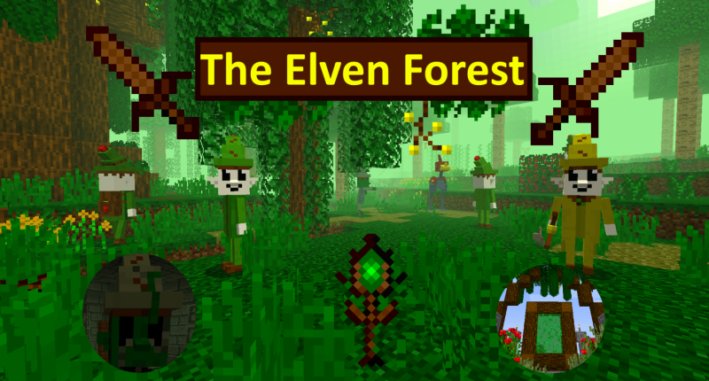 Welcome to the Elven Forest!
