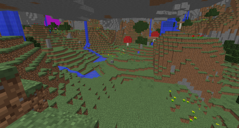 Amplified Biome