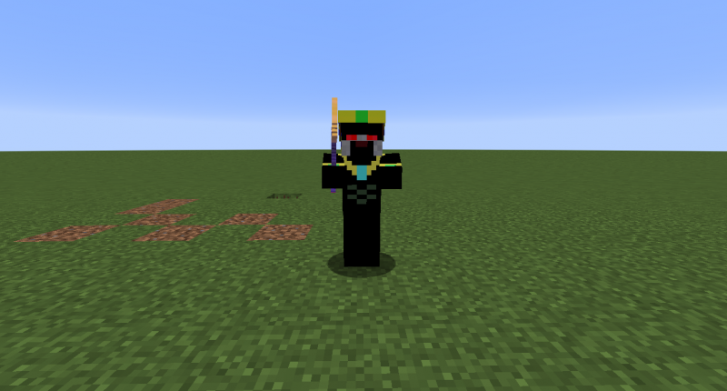 Anubis God of the under world very powerful then the ender dragon and wither combined