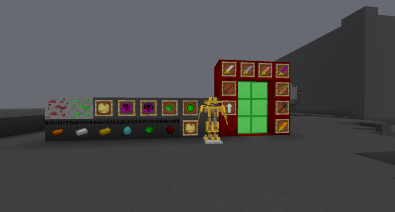 Items and Blocks [Alpha 1]