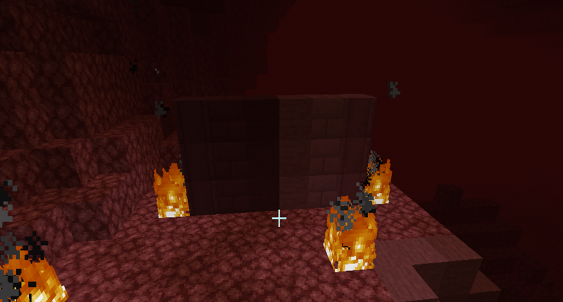 In nether, You can found Some new stones, Netherstone and deathstone