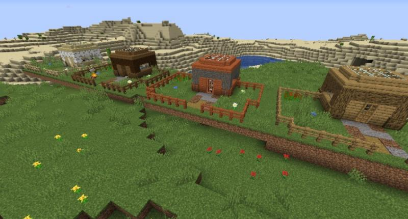 A closer look at the generated houses!