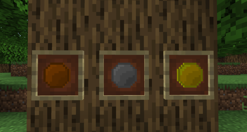 New Coin Textures!