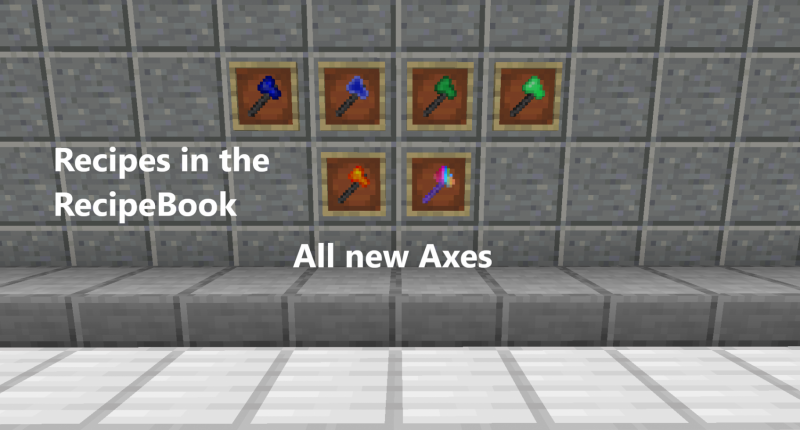This are the new axes