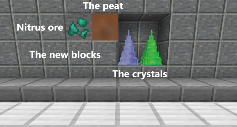 This are the new blocks