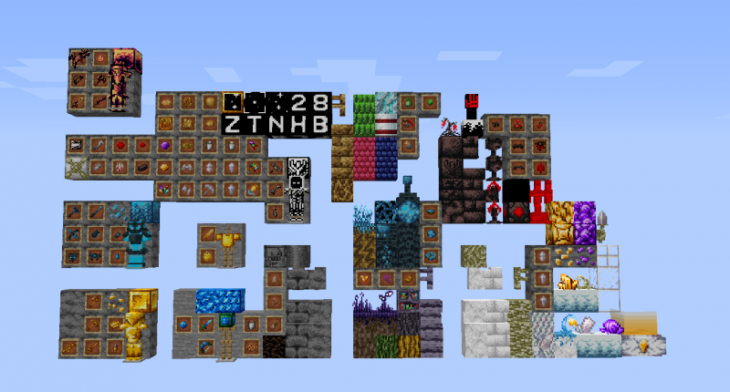 Everything as of the 1.1 Upadate