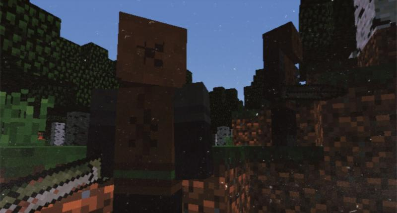 New Mobs ;