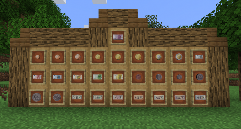 MineCurrency Cash Items