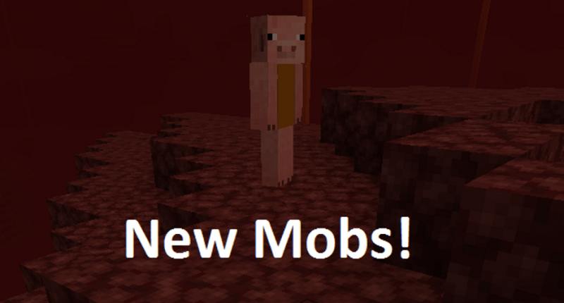 One of the new mobs.