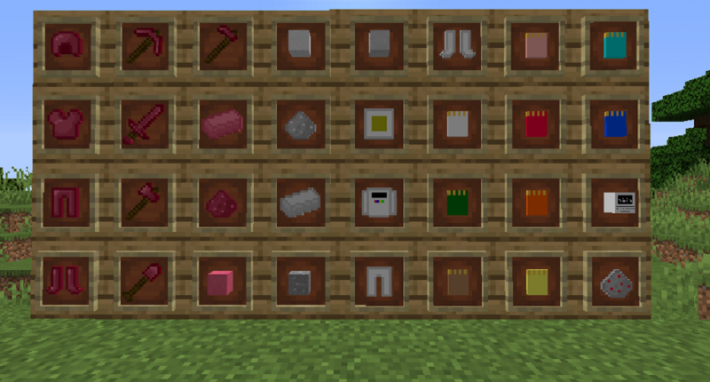 All Items and Blocks