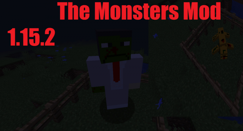 The Monsters Mod