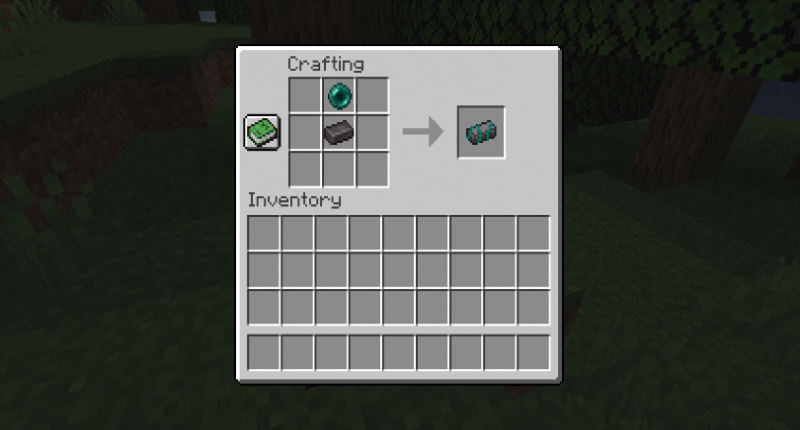 Warped Netherite Ingot Recipe