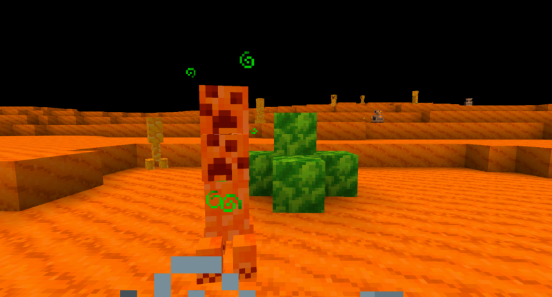 Mutated Naranja Creeper