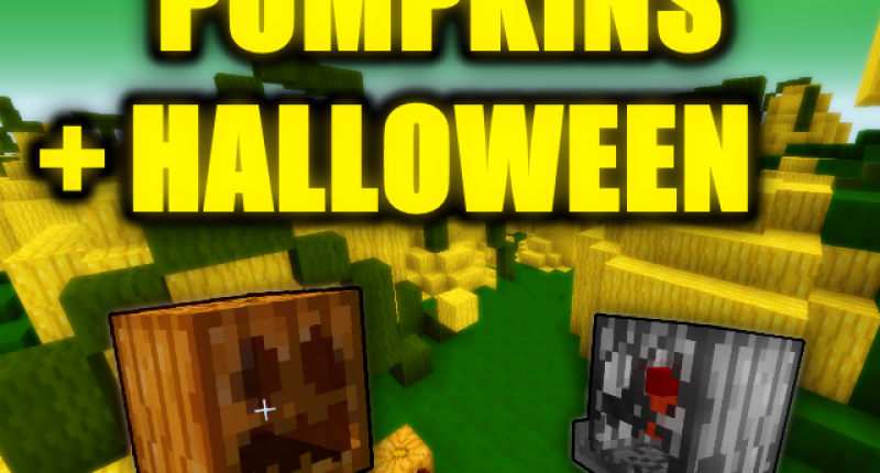 Pumpkins and Halloween