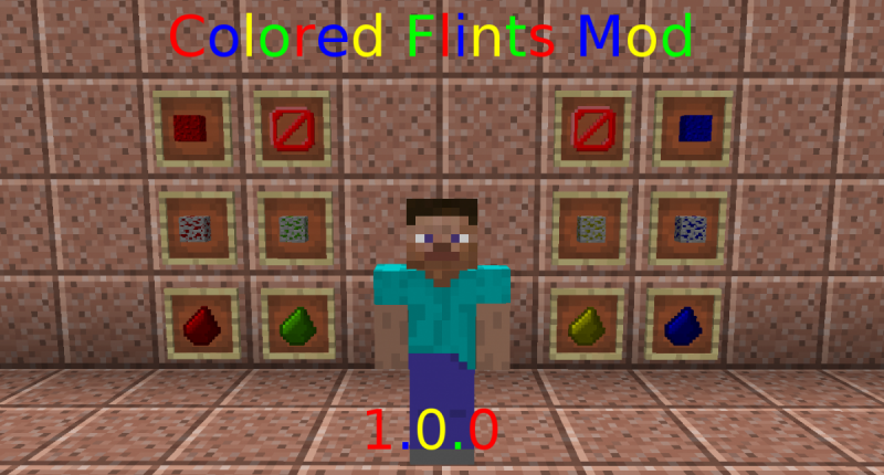 Colored Flints 1.0.0 Preview