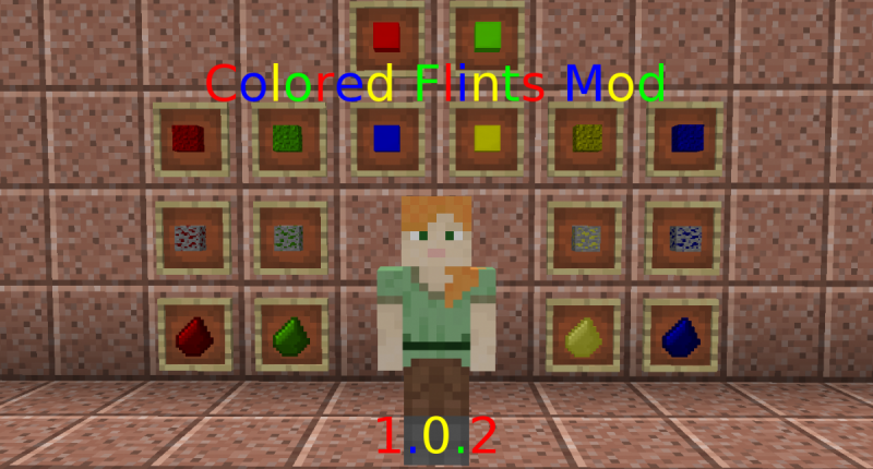 Colored Flints 1.0.2 Preview