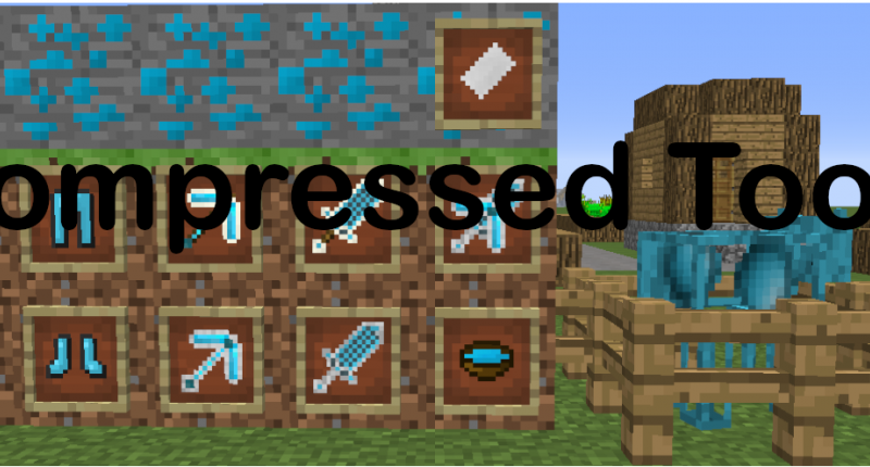 Compressed Tools Banner