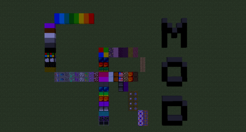 All of the blocks in the CrMod