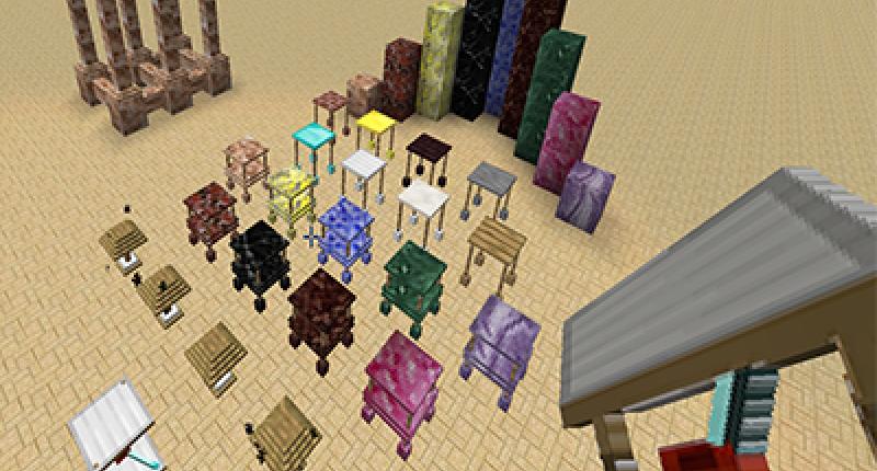 Worlds End, BlockZ Mod, for Minecraft 1 7 10 | MCreator