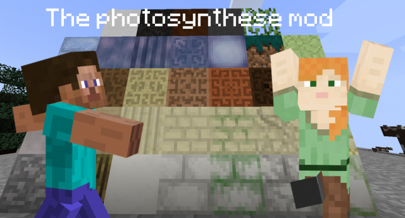 The photosynthese mod